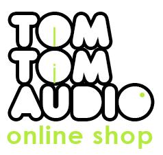Tom Tom Audio Shop Logo